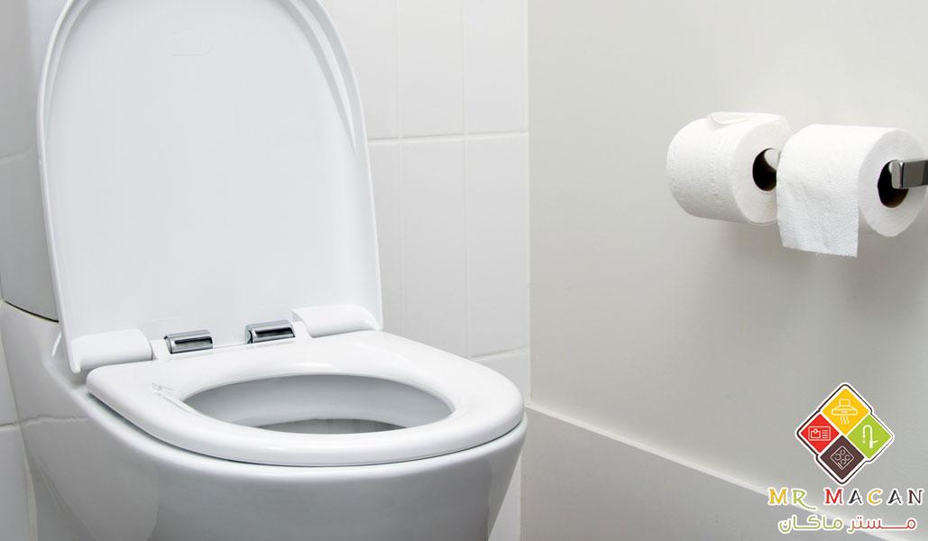 تفاوت انواع مدل های توالت فرنگی